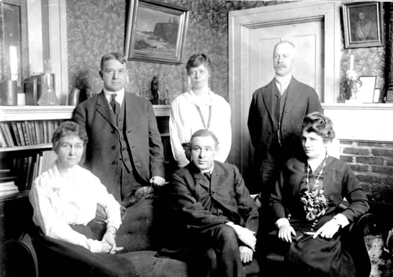 Founders of Occupational Therapy